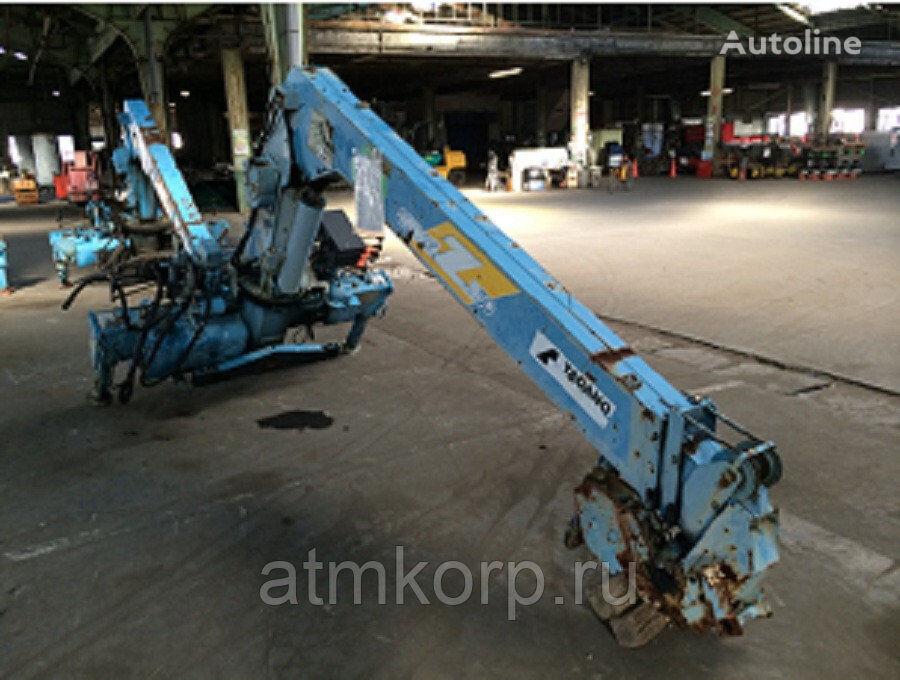 TADANO Z 255 loader crane