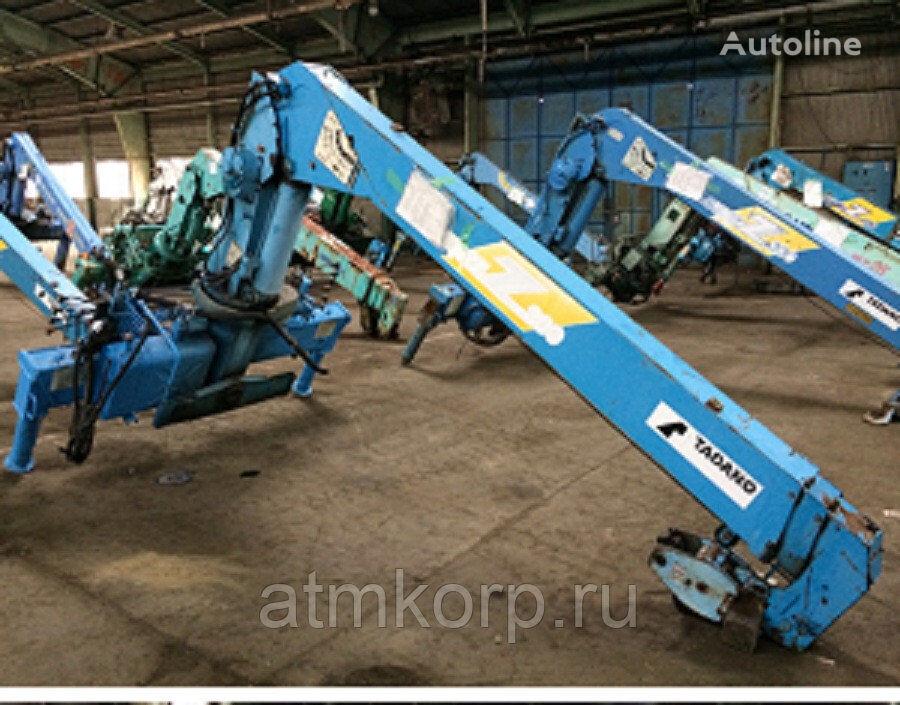 TADANO Z 300 strela 3 tn 8 metrov loader crane