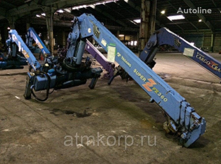 TADANO ZF364 loader crane