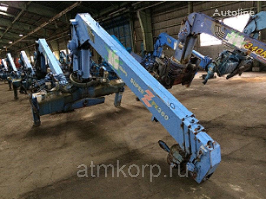 TADANO ZF364 superZ FX 360 loader crane