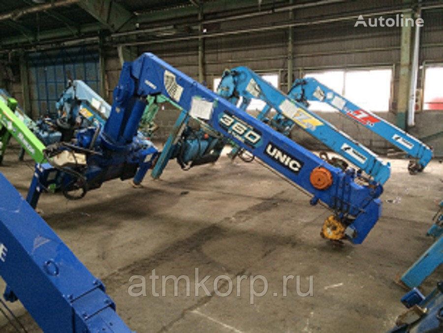 UNIC Crane  365 loader crane
