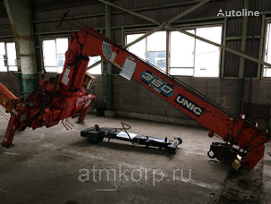UNIC Crane UR 366 loader crane