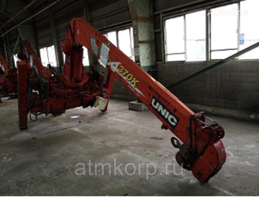 UNIC Crane URA 374 H loader crane