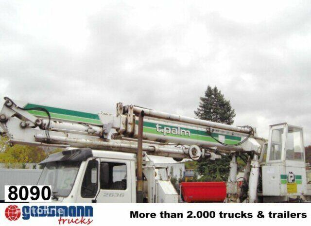 6024 BONNEUX (B) 6024 loader crane
