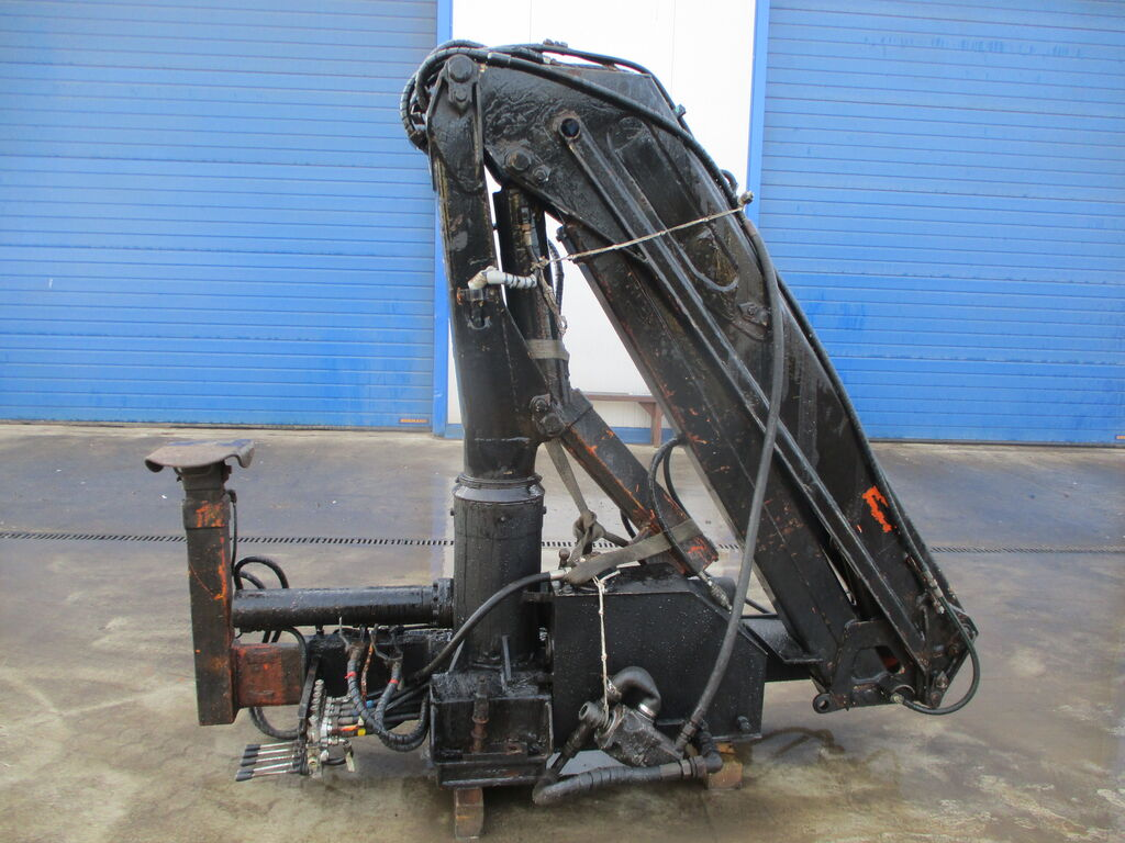ATLAS 1404 loader crane