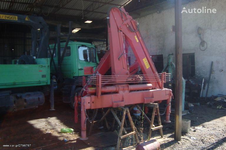 BIM GT 585 loader crane