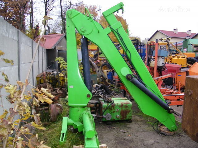 DŹWIG HDS ESSEL HR 80.1 loader crane