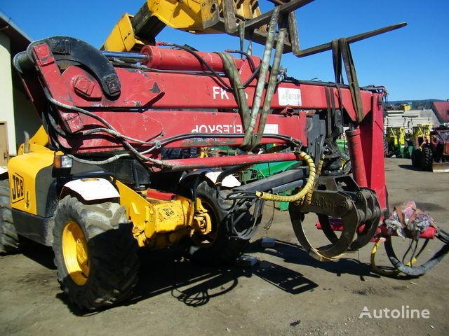 DŹWIG TELESKOPOWY FK 65 SG 260-HP loader crane