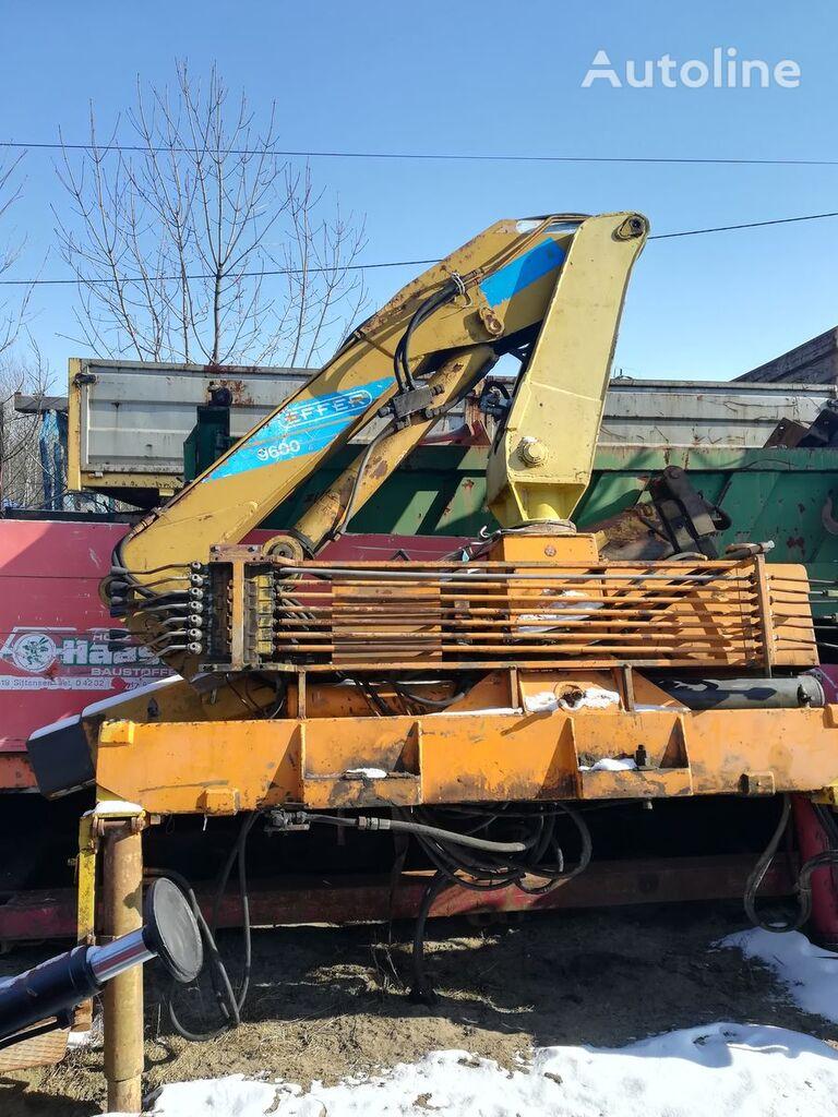 EFFER 9600 loader crane