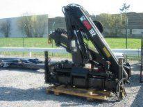 HIAB 102 (Shveciya) loader crane