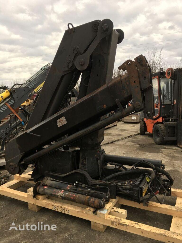 HIAB 120-2 loader crane