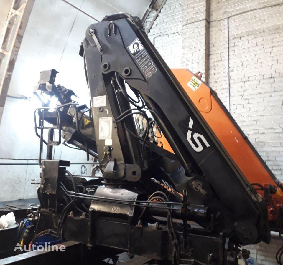 HIAB 122 B-3 CL. Pult loader crane