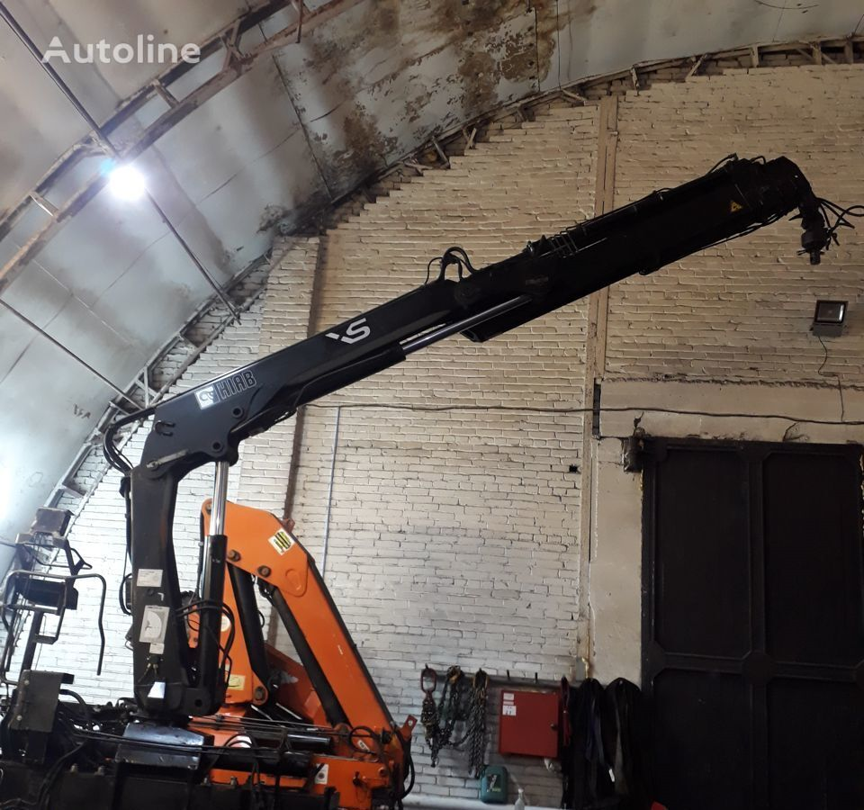 HIAB 122 B-3 CL Pult loader crane