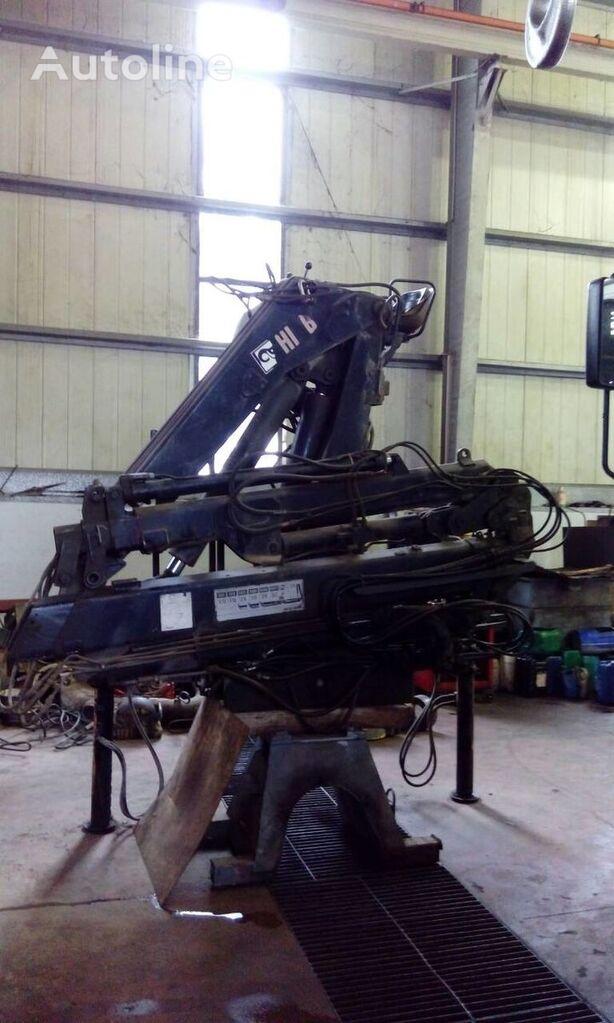 HIAB 140e loader crane