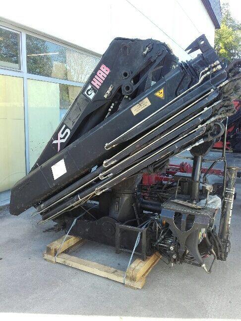 HIAB 144 E-4 PRO loader crane