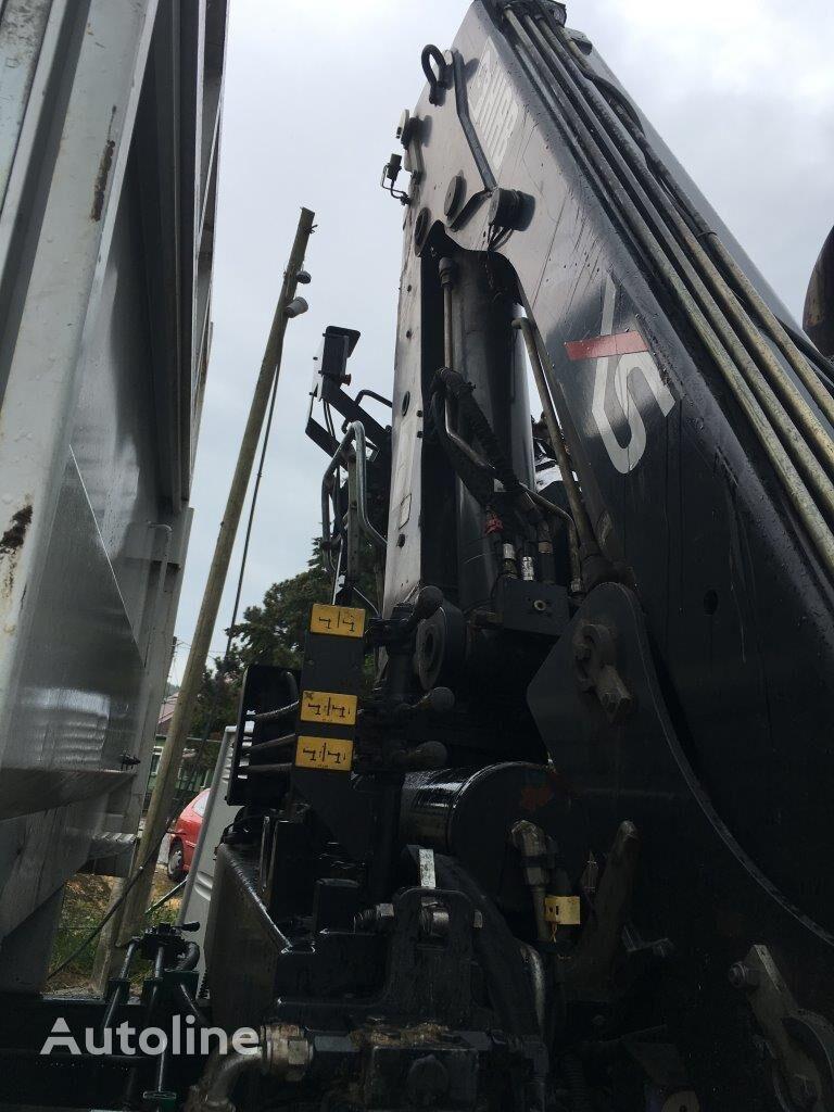 HIAB 166 BS-2 DUO loader crane