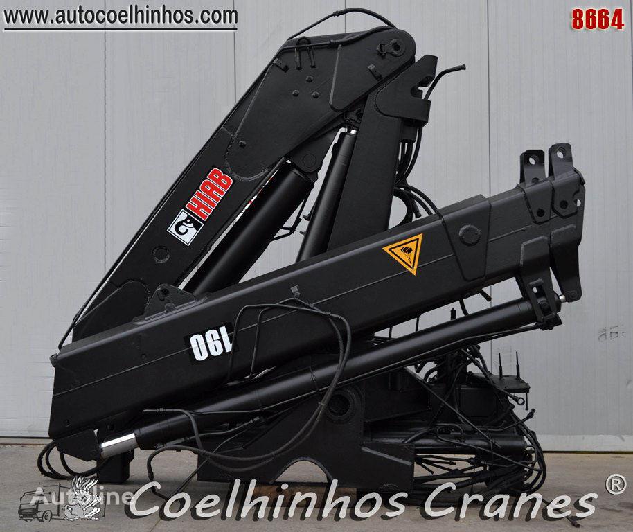 HIAB 190 AW loader crane