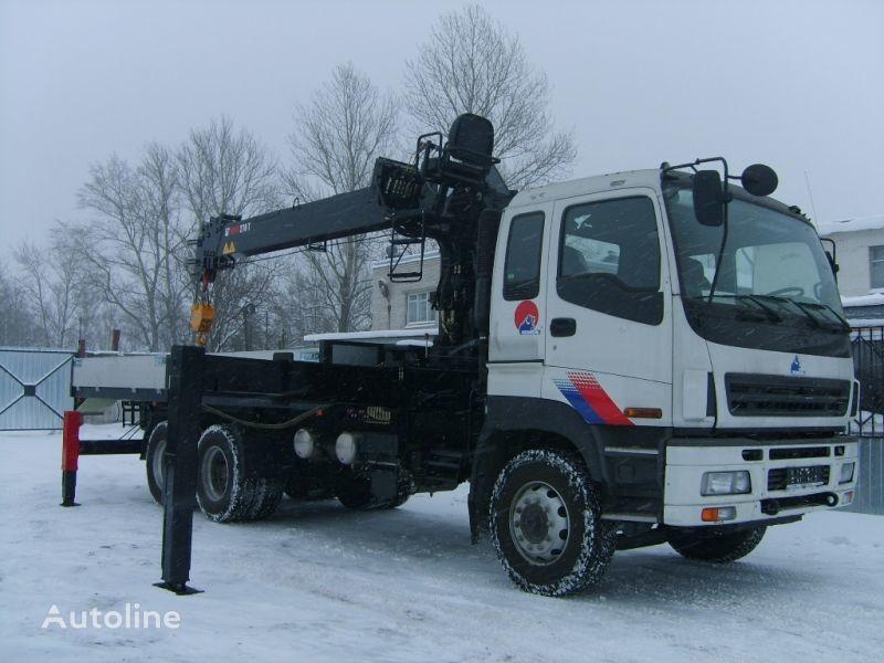 new HIAB 270 T loader crane