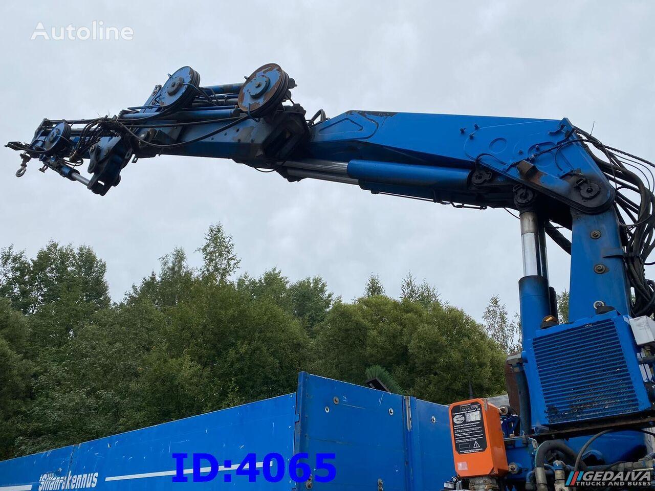 HIAB 300-5 + JIB 90-3 + Radio loader crane