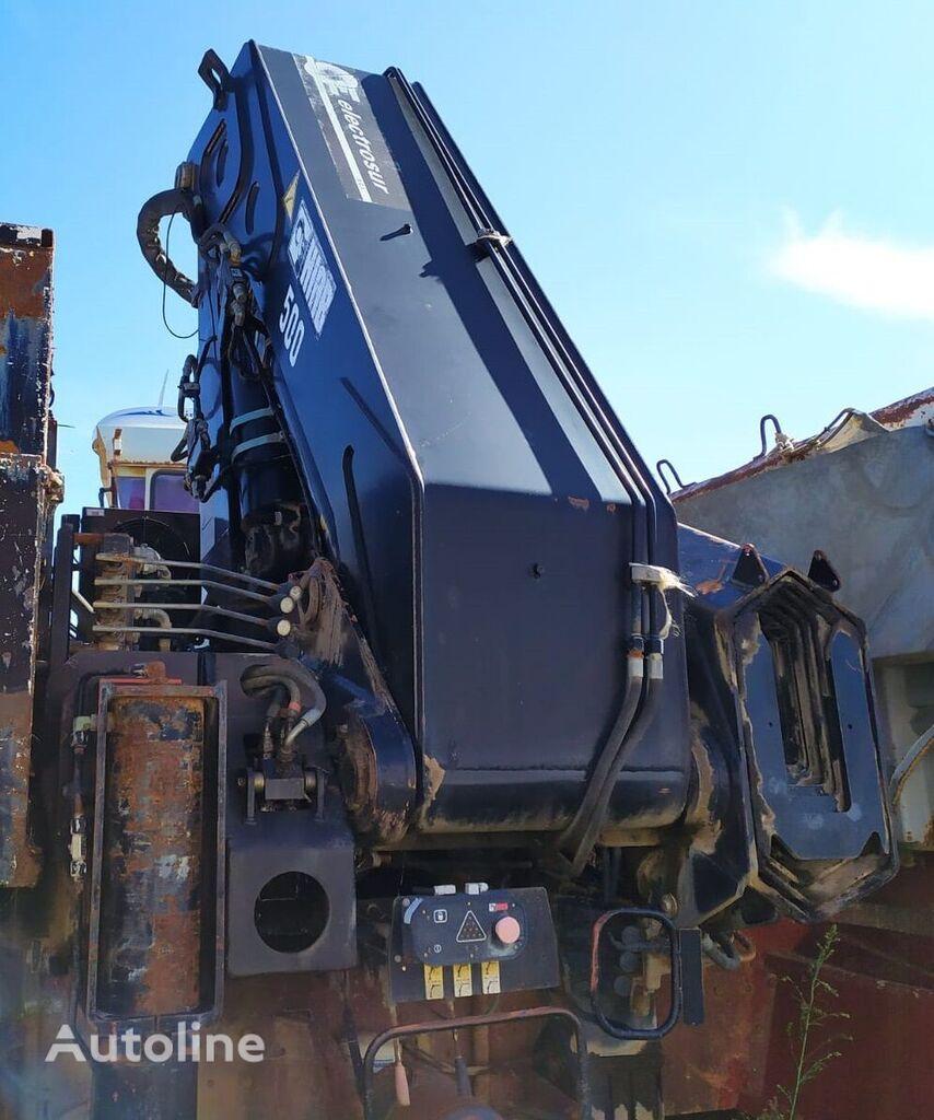 HIAB 500-6 loader crane