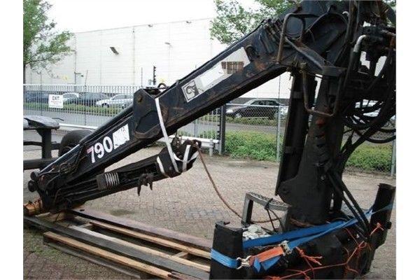 HIAB - JONSERED 1090 L ( LESNOY ) loader crane