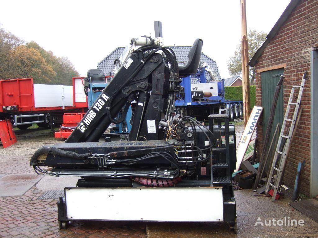 HIAB R130F2 loader crane