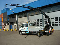 new HIAB XS 066 loader crane