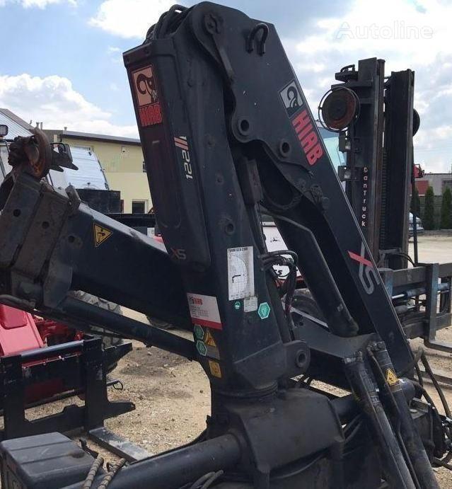 HIAB XS 122B loader crane