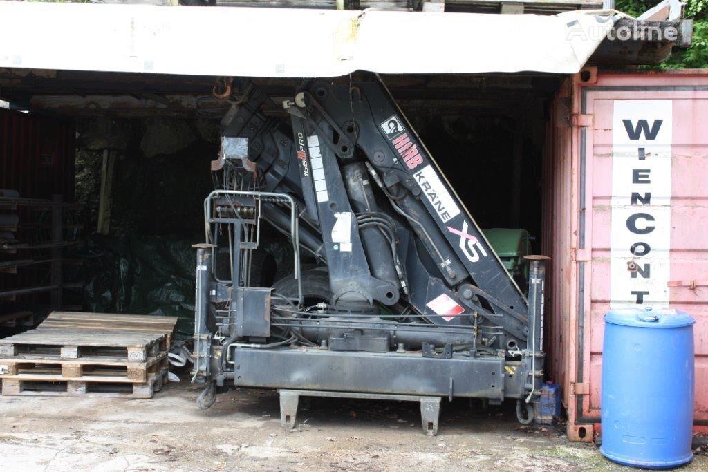 HIAB XS 166 E-4 PRO loader crane