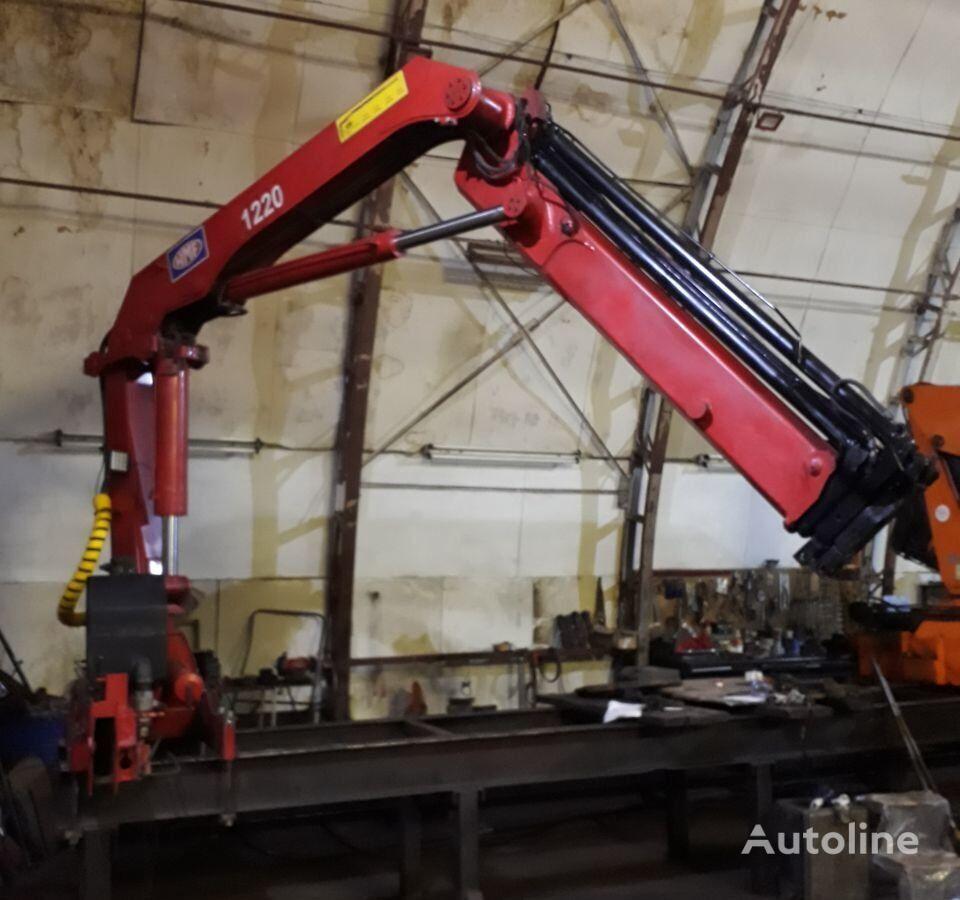 HMF 1220 K3. Pult loader crane