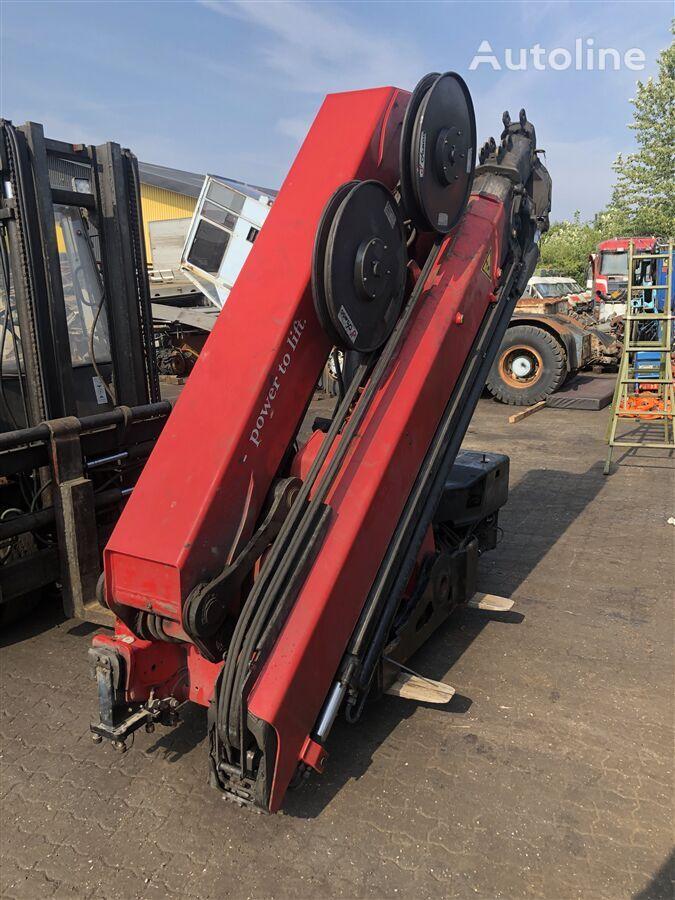 HMF 1823 k4 loader crane