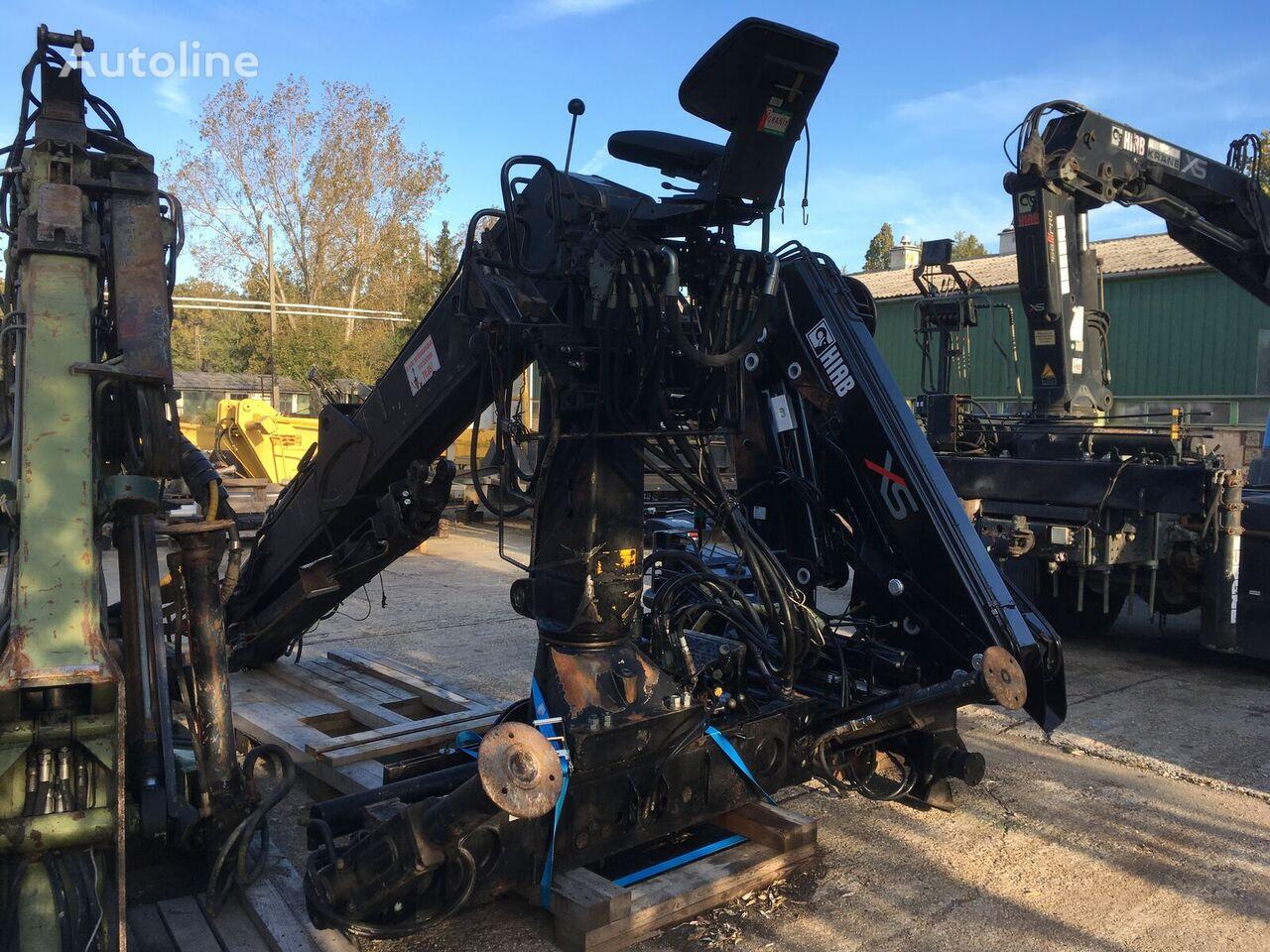 Jonsered 1090 loader crane