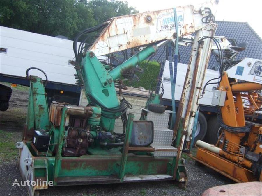 KENNIS R20F2 loader crane