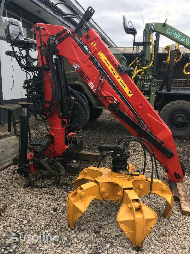 LOGLIFT 105Z loader crane