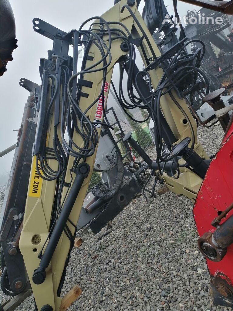 LOGLIFT 105Z do drewna drzewa lasu hds loader crane