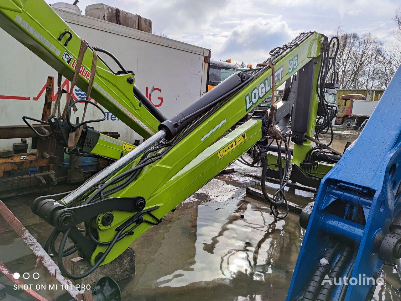 LOGLIFT 130 95 70 75 81 241 120 105 loader crane