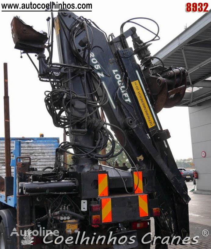 LOGLIFT 205 Z loader crane