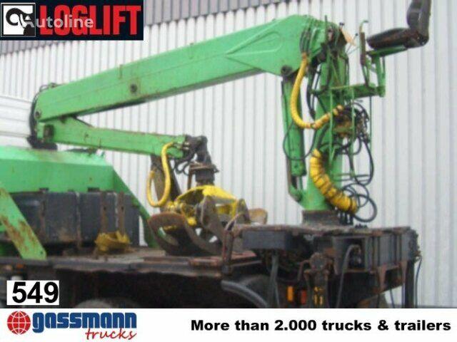 LOGLIFT F 24054S80NDA loader crane