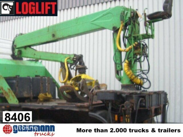 LOGLIFT / F 24054S80NDA loader crane