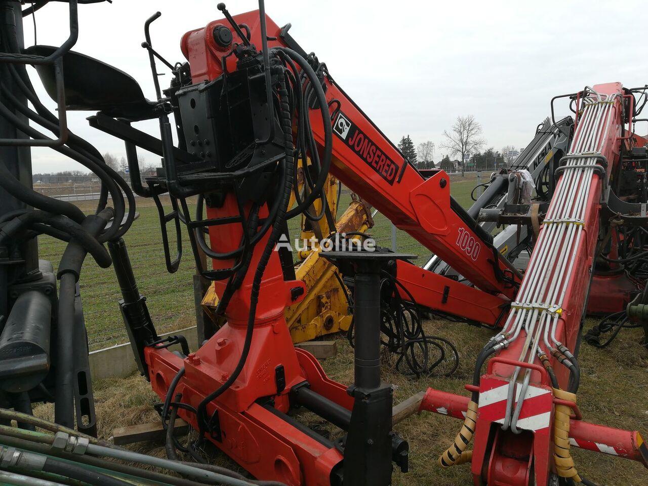 LOGLIFT JONSERED 1090 do drewna loader crane