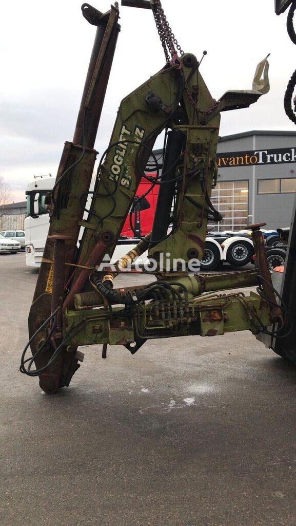 LOGLIFT Z165 loader crane