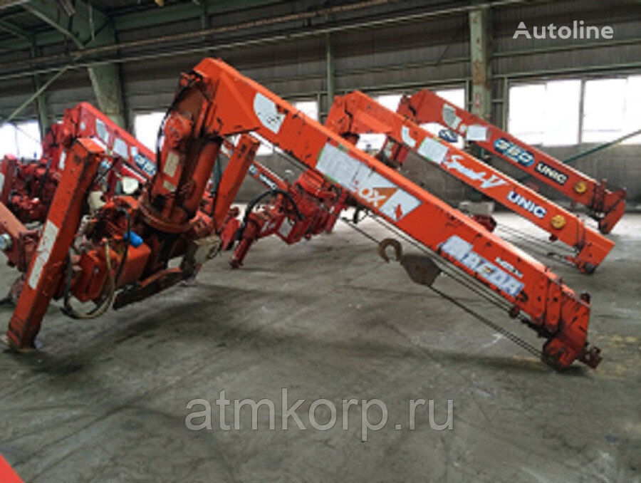 MAEDA Crane MC 373H loader crane