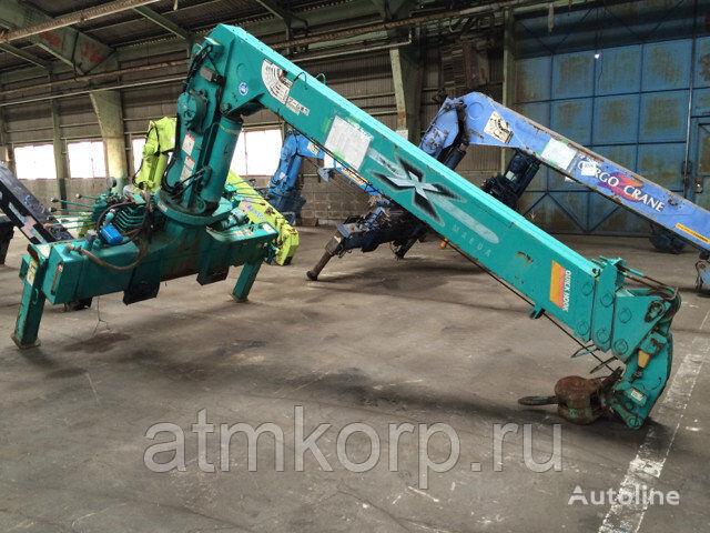 MAEDA Crane MS 384 A loader crane