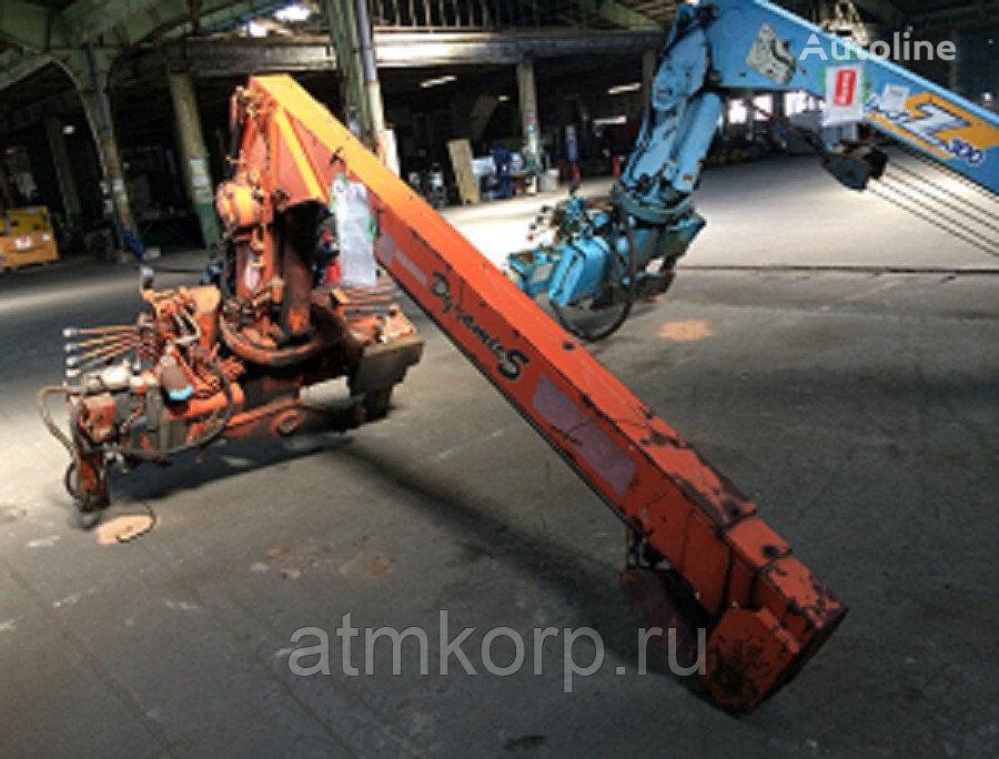 MAEDA  MC253 loader crane