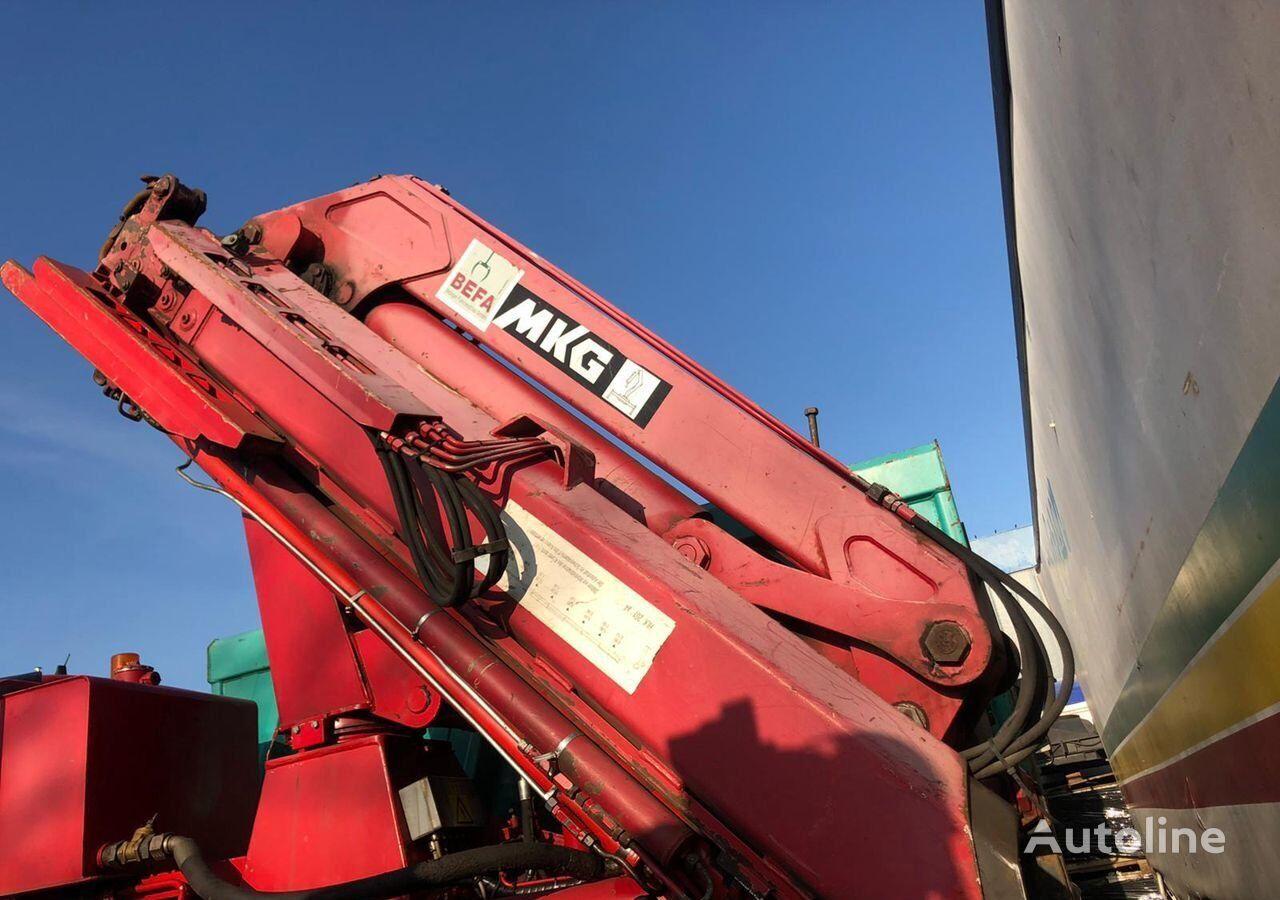 MKG 201 loader crane