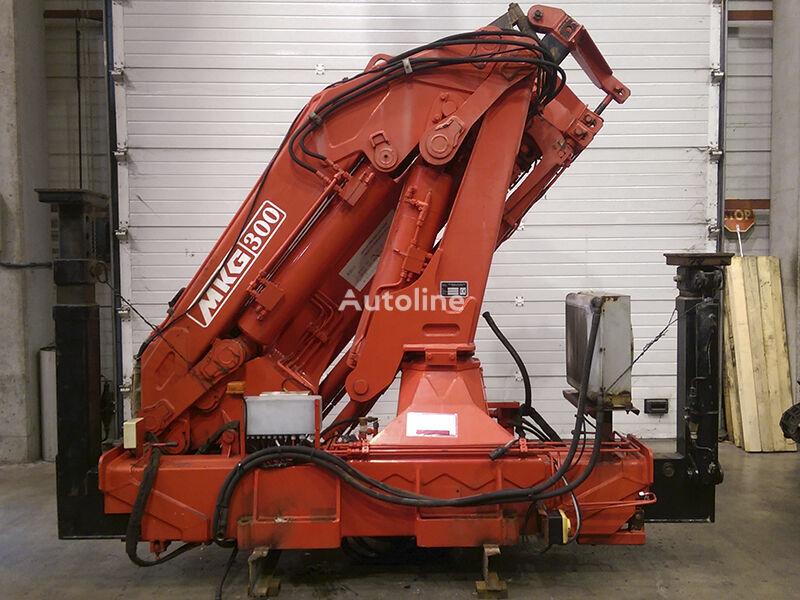 MKG HLK 300 loader crane