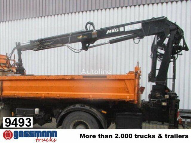 MKG HLK 96a2 loader crane