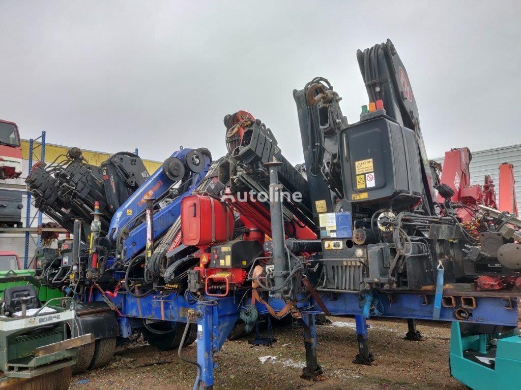 PALFINGER HIAB / Fassi / Effer loader crane