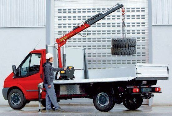 new PALFINGER PC 1500 Compact loader crane