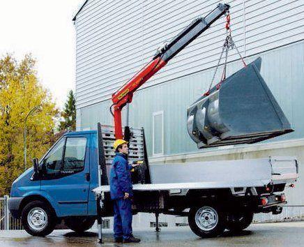 new PALFINGER PC 3800 Compact loader crane